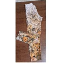 Legging Milon animal print - 4 anos - Milon