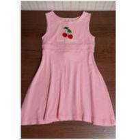 Vestido cerejas Gymboree - 4 anos - Gymboree