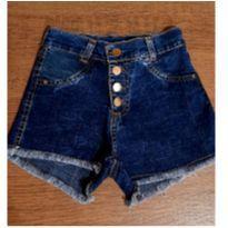Shorts jeans moderninho