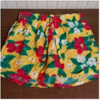 Shorts Hering tropical - 10 anos - Hering Kids