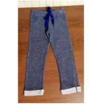 Calça cotton jeans brilho Carinhoso - 2 anos - Carinhoso