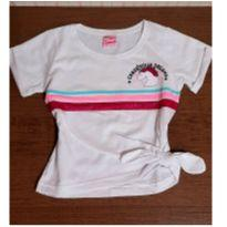 Blusinha unicornio de amarrar - 4 anos - For Girl