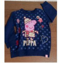 Moletom Peppa Pig - 3 anos - Malwee