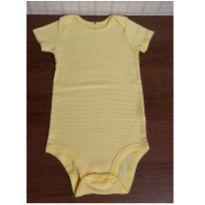 Body Carters amarelinho - 18 meses - Carter`s