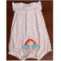 Romper fofo Carters - 18 a 24 meses - Carter`s