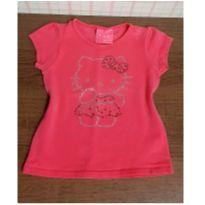 Blusa Hello Kitty pedrinhas - 3 anos - Hello  Kitty