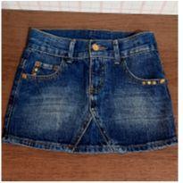 Saia jeans Lilica Ripilica - 3 anos - Lilica Ripilica