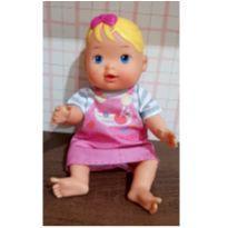 Boneca fofa Baby Brink 30cm -  - BABY BRINK