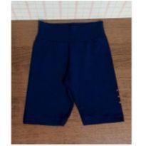 Shorts cotton azul marinho - 3 anos - Nova Geração