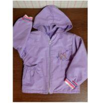 Jaqueta bomber lilás - 2 anos - Nine