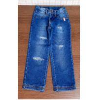 Calça jeans Hering moderninha - 3 anos - Hering Kids