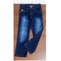 Calça jeans bordada Palomino - 4 anos - Palomino