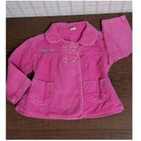 Jaquetinha rosa Teddy  Boom - 1 ano - Teddy Boom