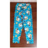 Calça legging fofa cachorrinhos - 4 anos - Lik Kids