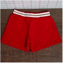 Shorts lindo moletom Milon - 2 anos - Milon