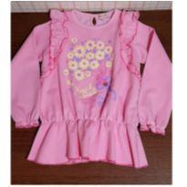 Blusa de frio de babadinhos linda - 6 anos - Importada