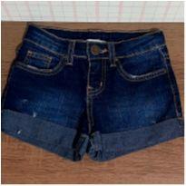 Shorts jeans Palomino com lycra - 6 anos - Palomino