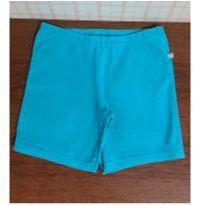 Shorts cotton Hering azul - 6 anos - Hering