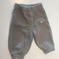 Calça Cinza Nike - 3 a 6 meses - Nike