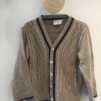 Casaquinho de tricot - 2 anos - Noruega Baby