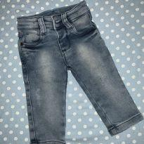 Calça jeans - 6 a 9 meses - Sem marca