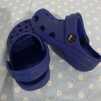 Crocs azul tam. 20/21 - 20 - Crocs