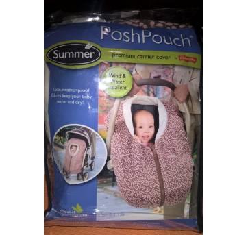 Capa de Inverno para Bebê Conforto - Sem faixa etaria - Kiddo