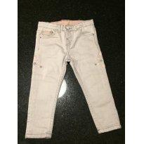 Calça Jeans - Zara 12-18M - 12 a 18 meses - Zara Baby