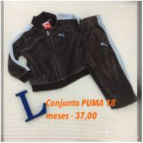 Conjunto Puma de Plush - 18 meses - Puma