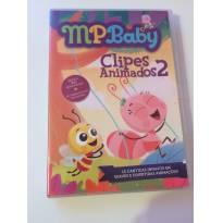 DVD Mp Baby 2 - Sem faixa etaria - Não informada