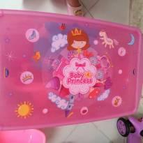 Caixa Organizadora Grandona Baby Princess - Sem faixa etaria - Plasútil