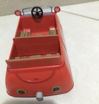 Carro da Peppa com a família toda - Sem faixa etaria - DTC
