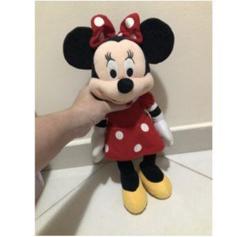 Pelúcia Minie - Sem faixa etaria - Disney