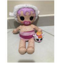 Boneca Bebê Lalaloopsy - Pillow Featherbed -  - Não informada