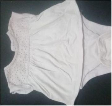 Body blusa Baby Gap - 0 a 3 meses - Baby Gap