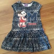 Vestido Brandili Mônica - 4 anos - Brandili