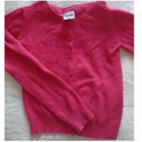 Cardigan Rosa Pink - 6 anos - Figurinha
