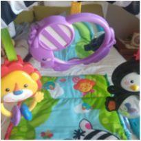 Tapete de atividades para bebê -  - Fisher Price