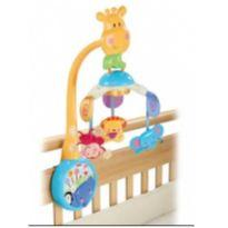 Mobile Musical da Girafa -  - Fisher Price