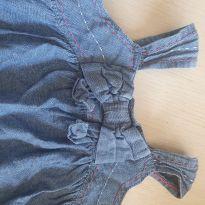 Vestido Jeans Gymboree - 12 a 18 meses - Gymboree
