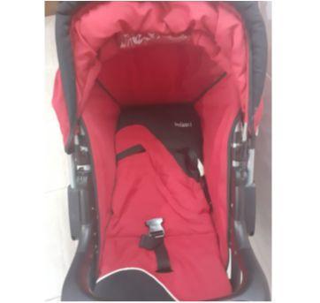 Carrinho de bebe Infanti - seminovo - Sem faixa etaria - Infanti