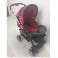 Carrinho de bebe Infanti - seminovo -  - Infanti