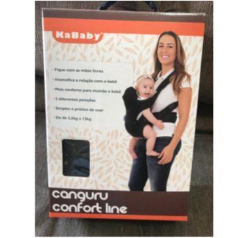 Canguru Confort Line 3 em 1 - Sem faixa etaria - Kababy