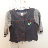 Casaco jeans - 1 ano - Alphabeto