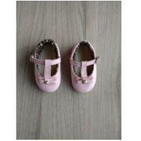Sapato Rosa - 13 - Pimpolho