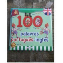 Livro 100 palavras português - inglês -  - Girassol, Editora