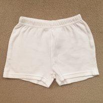 Bermudinha de pijama - 9 a 12 meses - Boulevard Baby