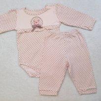 Conjunto MINI & KIDS - 6 meses - Mini & Kids