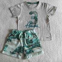 Conjunto Hawaii MILON