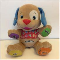Cachorrinho musical -  - Fisher Price